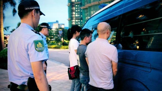 警續針對性反罪惡 拘三十六不法男女