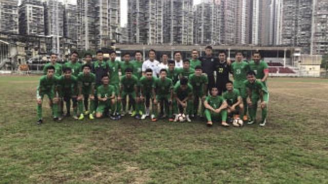 足球代表隊今戰港佳聯元朗
