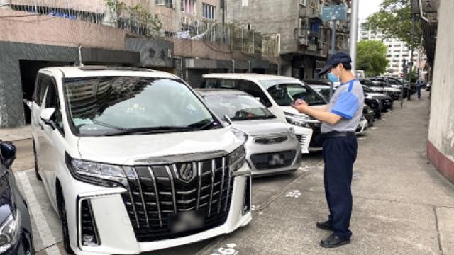 逾萬三輛車未繳牌稅_檢六百多宗欠貼標誌