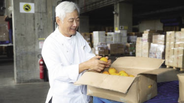 金沙中國向從江縣採購五千公斤鮮橙順利抵澳