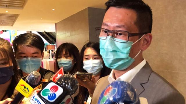 陳達夫:上屆政府已要求返檢察院