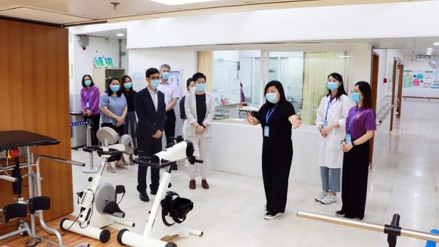十九長者設施準備復運_八百職員完成核酸檢測