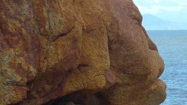 奇石海岸蝙蝠洞