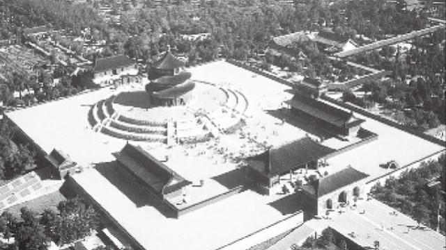 最美皇家祭祀建築—天壇