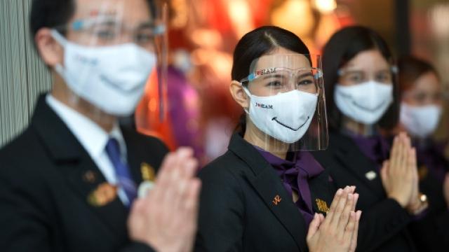 泰國將允許部分外國人入境