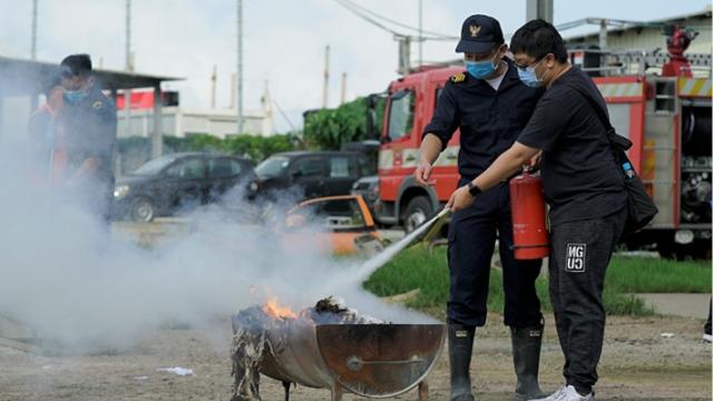 消防局網上視頻培訓_提升物管業人員水平