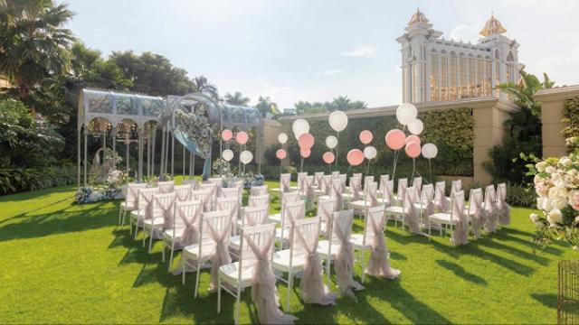 澳門麗思卡爾頓酒店與寶諾雅攜手_呈獻一生只此一次的至臻婚禮體驗