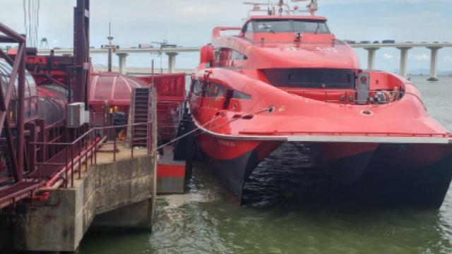特別渡輪服務周三開始啓動助海外民及留學生回澳