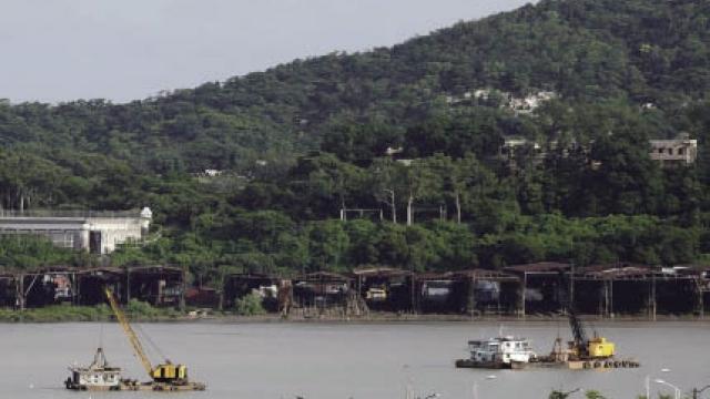 荔枝碗防洪岸湖方案 意見憂破壞對出水體