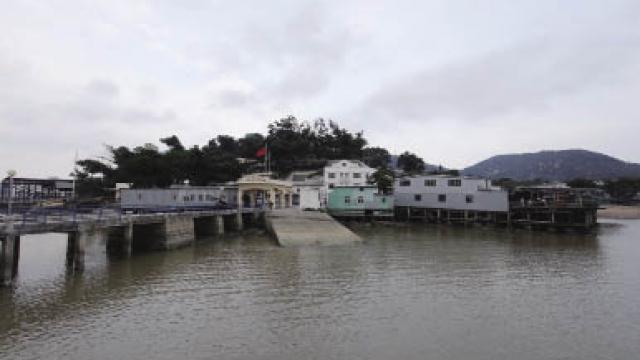 路環沿岸治水規劃 居民支持兩湖方案