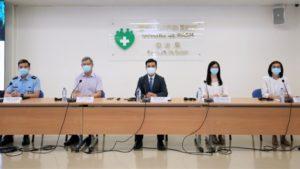 再有菲傭回國確診肺炎_衛局指當地感染機會大_本地僱主宿友檢測陰性