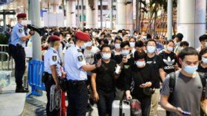 出入境人數持續增多_治安警呼籲錯峰離境