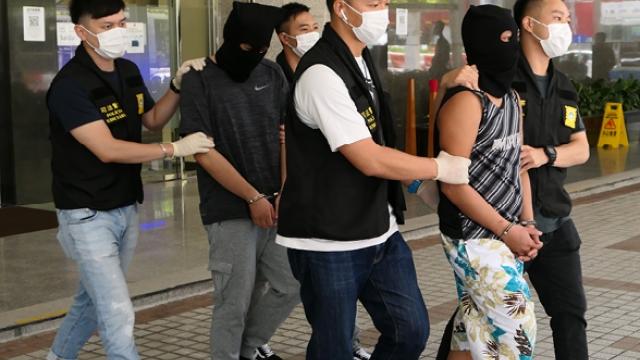 司警首揭合成大麻素_拘兩外僱毒販及買家
