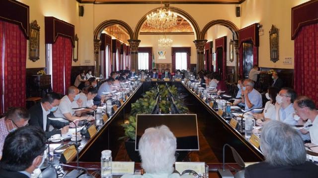 市政諮委會特別大會審預算修改