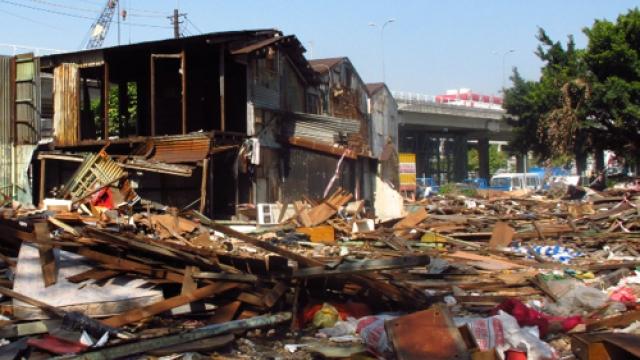 建廢堆填區傾卸收費_明年一月中正式實施_業界冀制定清晰指引