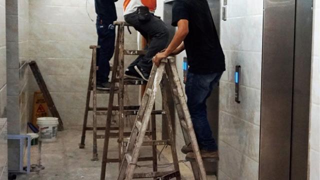 樓宇維修基金資助上半年批出逾百宗