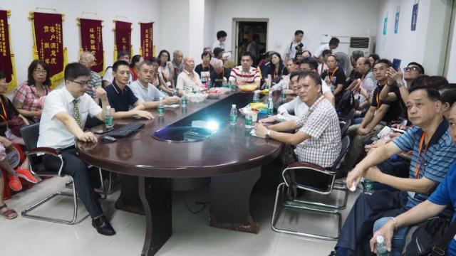 民建聯訪珠海社區交流大廈管理經驗
