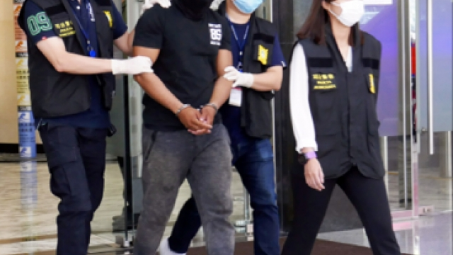 """涉""""臉書""""傳兒童色情片_司警接國際刑警通報_拘一名菲律賓男外僱"""