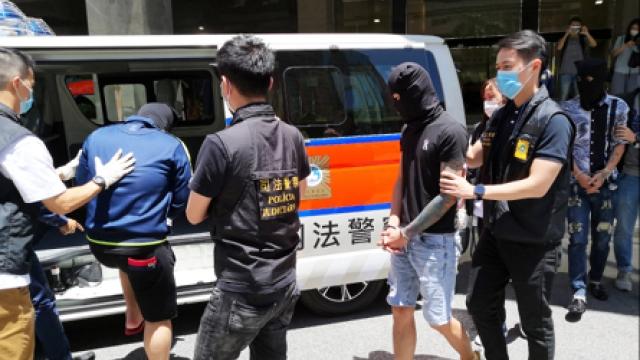 越南外僱兼職販毒_司警連買家拘四人