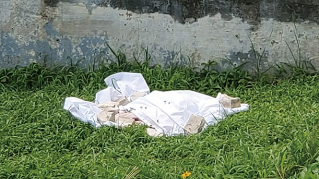 永利旁人工湖盒藏死胎龍爪角石灘發現女浮屍