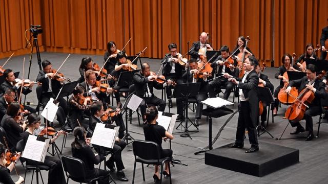 澳樂團與美高梅呈獻_天幕下與貝多芬漫舞