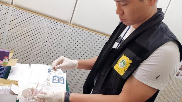 賭場公關串謀台灣男女 酒店房施醫學美容手術 藥物器材均屬非法入境