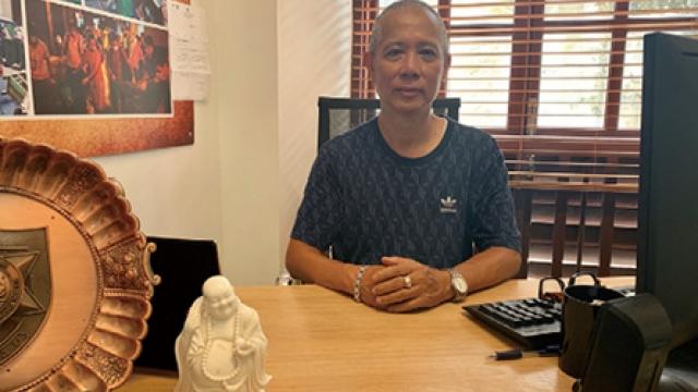 陳德勝:水貨客猖獗品質安全堪憂