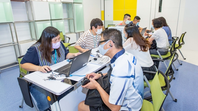 提升技能導向帶津培訓_擬每月推課程應對需求