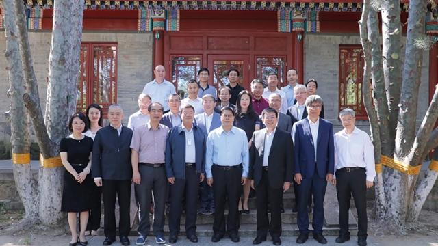 科大管理層拜訪北京大學_兩校冀深入交流合作事宜