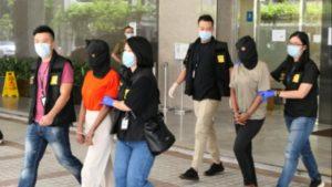 販毒集團疫下再變陣_兩外籍遊客出貨被捕_檢近十九萬元可卡因