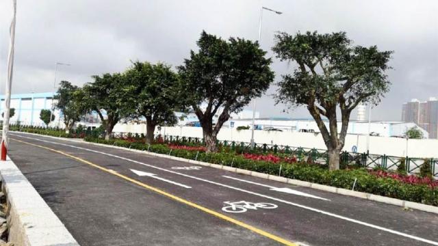 路環污水廠研升級 加強處理油脂廢水