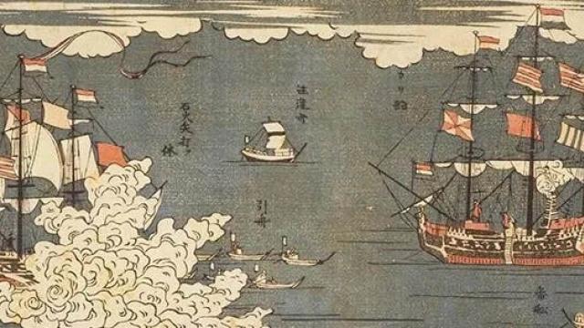 鄭芝龍系列之四鄭芝龍晚年降清淪為漢奸
