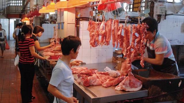政府連串手段逼降價_市面肉價大幅降三成