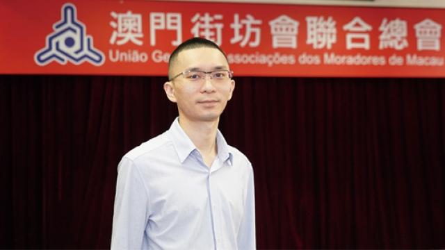 鄧文基冀多舉措並行推動電子政務發展