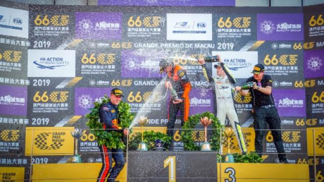 三級方程式競爭激烈 荷蘭韋舒賀亞奪桂冠