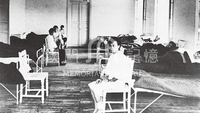 中國第一所西醫院–聖辣菲醫院