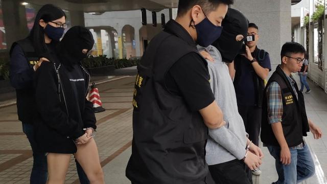 港情侶來澳販毒搵錢 警拘捕檢六萬可卡因
