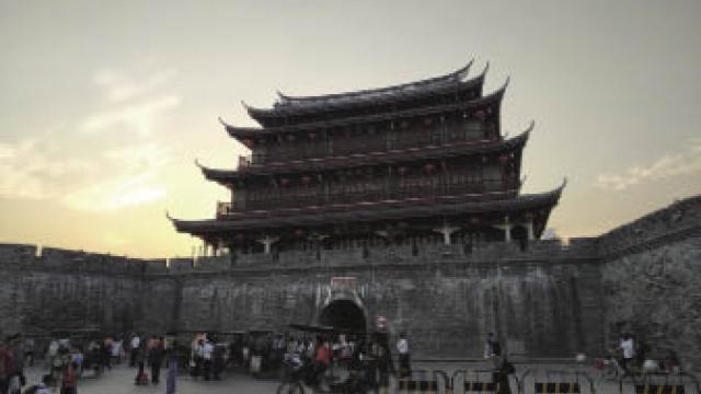 潮州古城名揚中外