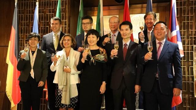 澳門歐洲商會慶祝成立五周年 續發揮橋樑作用推動中歐聯繫