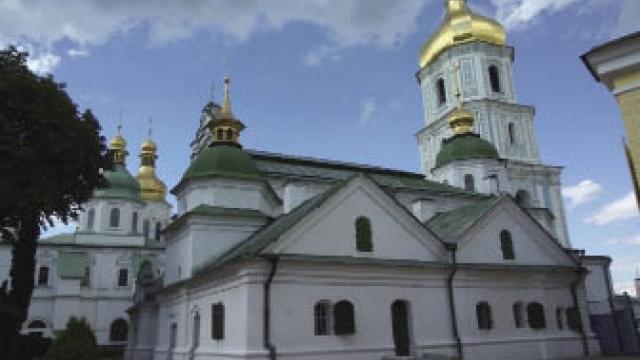 烏克蘭城市魅力