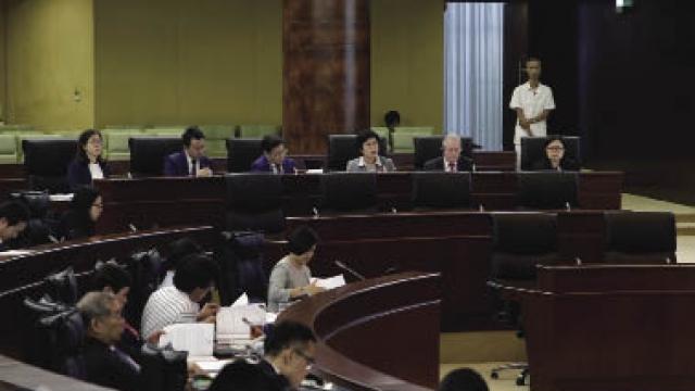 船舶登記制度法案 獲立會一般性通過