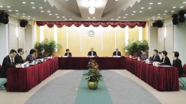 設維護國家安全委員會 統籌協調特區相關工作