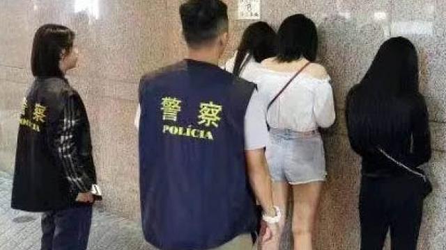 警方雷霆行動洗太平地 截六十換錢黨五賣淫女 另外搗破三間非法旅館