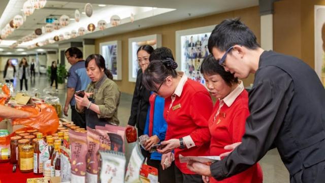 金沙中國推介本地供應商產品