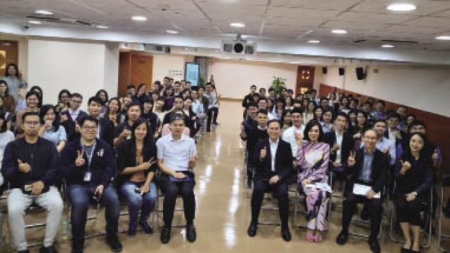 電子政務座談會 與年青公僕交流