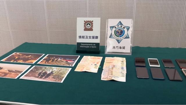 """司警破偷渡集團_拘一成員四""""人蛇"""""""