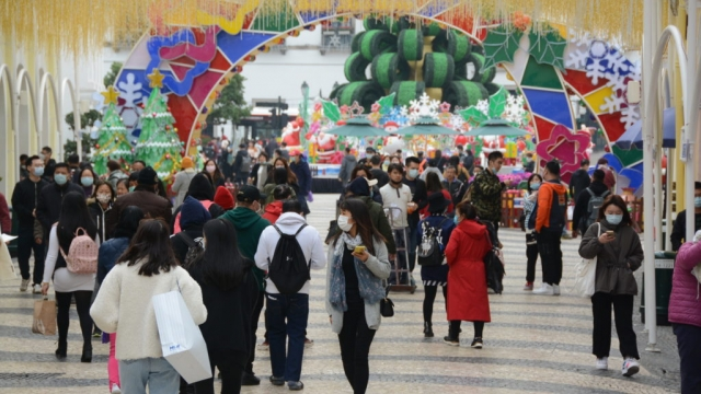 旅遊局:料農曆新年訪客略少