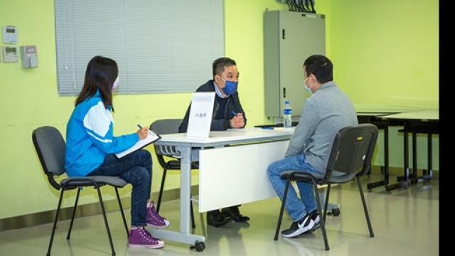 月辦三專場求職配對會_勞局去年助四千人就業