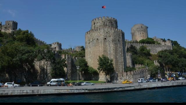 橫跨歐亞伊斯坦堡