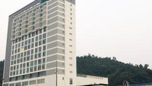 衛局檢視離島大樓發展_鏡湖護院遷入計劃中止